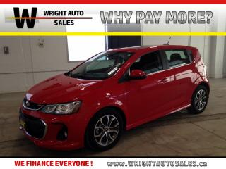 Used 2017 Chevrolet Sonic LT SUNROOF BACKUP CAMERA 30,122 KMS for sale in Cambridge, ON
