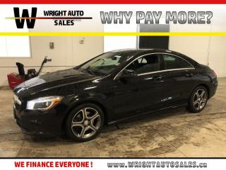 Used 2014 Mercedes-Benz CLA-Class 250|LEATHER|MOON ROOF|NAVIGATION|59,389 KM for sale in Cambridge, ON