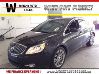 Used 2014 Buick Verano LEATHER|BLUETOOTH|BACKUP CAMERA|74,870 KMS for sale in Cambridge, ON