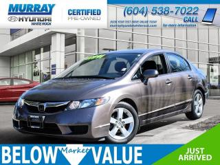Used 2010 Honda Civic Sport**SUNROOF**ALLOYS**ONE OWNER** for sale in Surrey, BC