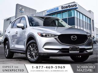 Used 2019 Mazda CX-5 0.99%@FINANCE|CPO|GS|FWD|1 ONWER for sale in Scarborough, ON
