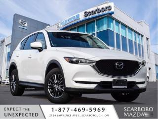 Used 2019 Mazda CX-5 1.5%@FINANCE|CPO|GS|FWD|1 OWNER||CLEAM CARFAX for sale in Scarborough, ON