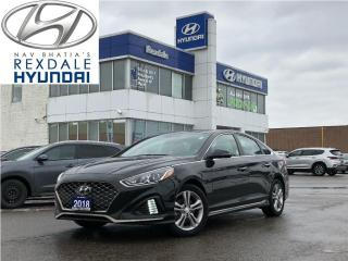 Used 2018 Hyundai Sonata 2.4 Sport, remote starter for sale in Toronto, ON