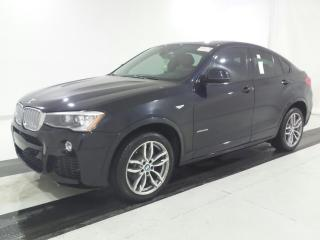 Used 2016 BMW X4 X-Drive 28i M-SPORTS PKG.NAV|PANORAMA|CAMERA for sale in Etobicoke, ON