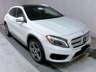 Used 2016 Mercedes-Benz GLA 4-MATIC.NAVIGATION.PANORAMIC ROOF.AMG STYLE for sale in Etobicoke, ON