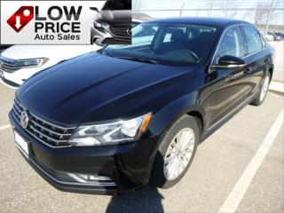 Used 2016 Volkswagen Passat Leather*Sunroof*Navi*Camera*PushStart* for sale in Toronto, ON