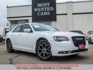 Used 2017 Chrysler 300 S V6 AWD | CAMERA | BEATS BY DRE | TOUCHSCREEN for sale in Kitchener, ON