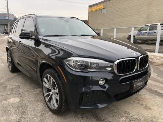 Used 2016 BMW X5 xDrive35d|M-Sport|Heads-Up|Drive Assist|LEDs|Accident Free for sale in Toronto, ON