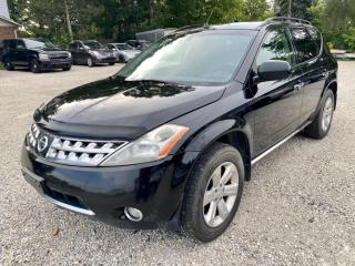 Used 2007 Nissan Murano AWD 4dr, SL, extra clean for sale in Halton Hills, ON