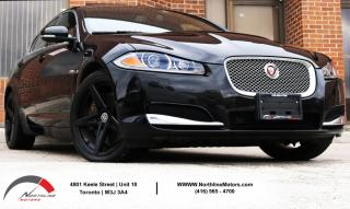 Used 2015 Jaguar XF Luxury|V6|AWD|Navigation|Sunroof|Backup Camera for sale in Toronto, ON