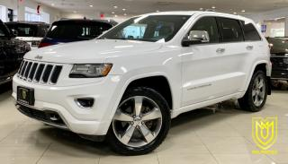 Used 2014 Jeep Grand Cherokee Overland for sale in North York, ON