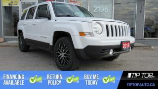 Used 2016 Jeep Patriot High Altitude ** Leather, Remote Start, Bluetooth for sale in Bowmanville, ON