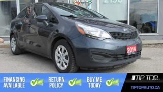 Used 2014 Kia Rio EX ** Bluetooth, Heated Seats, 47,927Km ** for sale in Bowmanville, ON