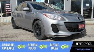 Used 2013 Mazda MAZDA3 GX for sale in Bowmanville, ON