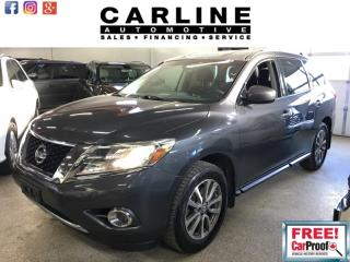 Used 2014 Nissan Pathfinder 4WD 4dr for sale in Nobleton, ON