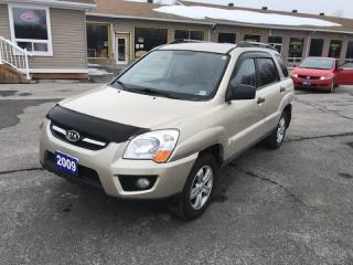 Used 2009 Kia Sportage LX- V6-FWD AUTOMATIC LOCAL TRADE &more for sale in Smiths Falls, ON