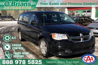Used 2015 Dodge Grand Caravan SXT for sale in Saskatoon, SK