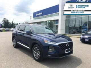 New 2019 Hyundai Santa Fe 2.4L Essential w/Safety Package AWD  - $192.75 B/W for sale in Brantford, ON