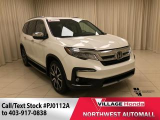 Used 2019 Honda Pilot Touring AWD for sale in Calgary, AB