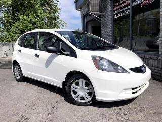 Used 2011 Honda Fit DX-A automatique bicorps 5 portes for sale in Longueuil, QC