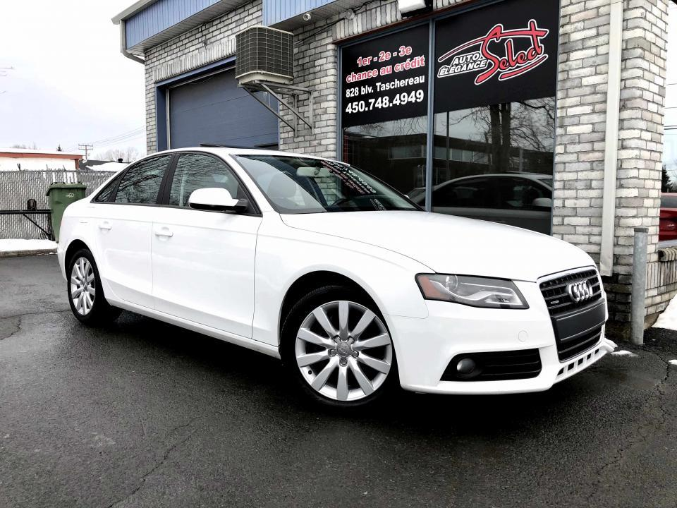 Used 2012 Audi A4 Berline 4 Portes Boite Automatique Qua For Sale