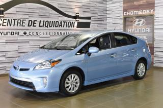 Used 2014 Toyota Prius PLUG-IN for sale in Laval, QC