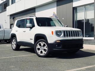 Used 2018 Jeep Renegade Limited 4x4 TOIT MY SKY for sale in Ste-Marie, QC