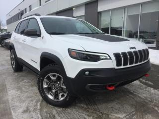 Used 2019 Jeep Cherokee Trailhawk Elite TOIT PANO. GPS ENS. REMO for sale in Ste-Marie, QC