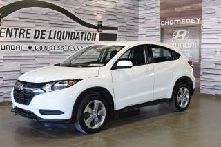 Used 2017 Honda HR-V Lx+awd for sale in Laval, QC