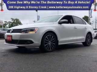 Used 2013 Volkswagen Jetta TDI| Leather| Navi| Backup Cam| Sunroof| B-Tooth for sale in Stoney Creek, ON