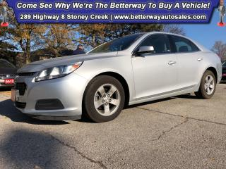 Used 2014 Chevrolet Malibu LS| B-Tooth| CD Player| Keyless Ent| Gas Saver! for sale in Stoney Creek, ON