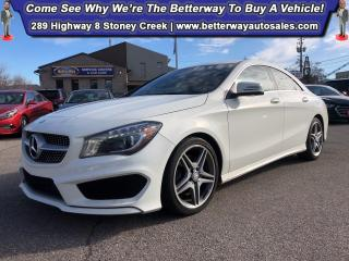 Used 2014 Mercedes-Benz CLA-Class 250| AWD| Backup Cam| Heat Seat| B-Tooth for sale in Stoney Creek, ON