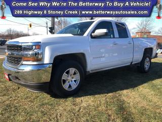 Used 2018 Chevrolet Silverado 1500 LT| Backup Cam| 4X4| Bedliner| B-Tooth for sale in Stoney Creek, ON