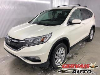 Used 2016 Honda CR-V Se Awd Mags for sale in Shawinigan, QC