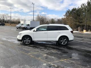 Used 2017 Dodge Journey Crossroad Plus AWD for sale in Cayuga, ON