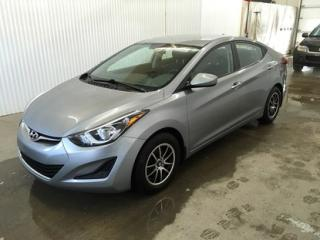 Used 2015 Hyundai Elantra GL A/C BLUETOOTH for sale in Shawinigan, QC
