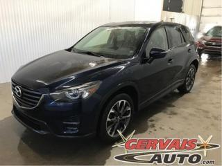 Used 2016 Mazda CX-5 Gt Awd Gps Cuir for sale in Trois-Rivières, QC