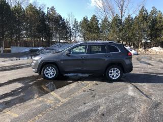 Used 2016 Jeep Cherokee North Edition 4X4 for sale in Cayuga, ON