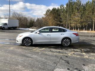 Used 2017 Nissan Altima S FWD for sale in Cayuga, ON