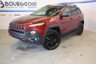 Used 2015 Jeep Cherokee Cuir Awd V6 for sale in Rawdon, QC