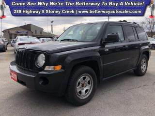 Used 2010 Jeep Patriot North| Heat Seat| Keyless Ent| PWR Options for sale in Stoney Creek, ON