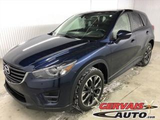 Used 2016 Mazda CX-5 Gt Awd Gps Cuir for sale in Shawinigan, QC