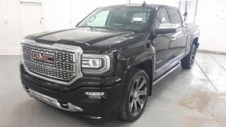 Used 2016 GMC Sierra 1500 Denali for sale in St-Hyacinthe, QC