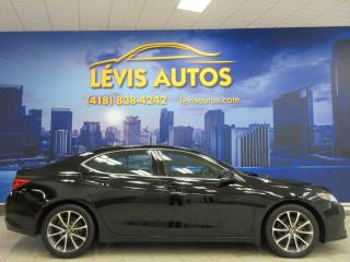 Used 2015 Acura TLX V-6 élite Cuir for sale in Lévis, QC