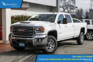 New 2019 GMC Sierra 3500 HD SLE Navigation, Heated Seats, Backup Camera for sale in Coquitlam, BC