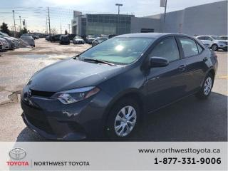 Used 2014 Toyota Corolla for sale in Brampton, ON