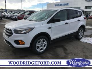 New 2019 Ford Escape S for sale in Calgary, AB