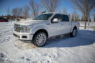 New 2019 Ford F-150 Limited  for sale in Okotoks, AB