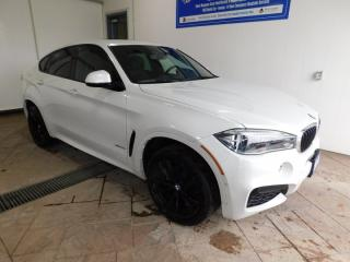 Used 2018 BMW X6 xDrive35i LEATHER NAVI SUNROOF for sale in Listowel, ON