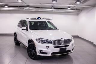 Used 2018 BMW X5 xDrive35i -1OWNER|NO ACCIDENTS|LOWKMS|HEADS UP DISPLAY| for sale in Newmarket, ON